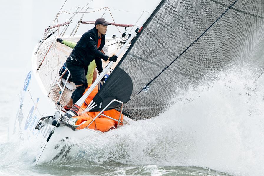 第11届海帆赛海口赛程19日揭幕  近120余名选手将扬帆海口湾