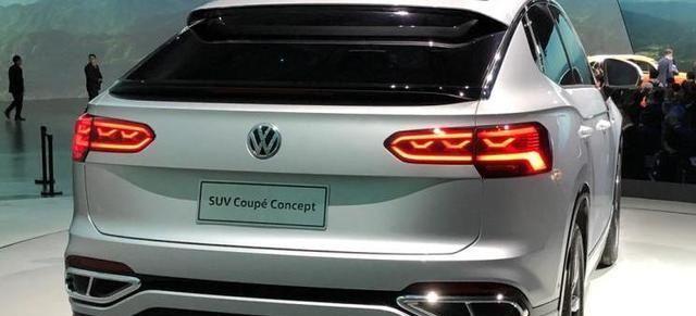 一汽大众探岳Coupe小批量生产车型