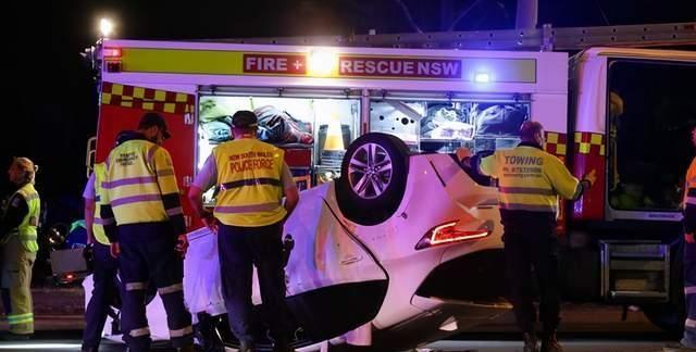 悉尼车祸多发地名单公布,华人区道路上榜
