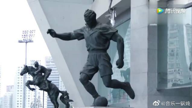 足球纪录片《上海·德比》,一座城市的红与蓝之争!
