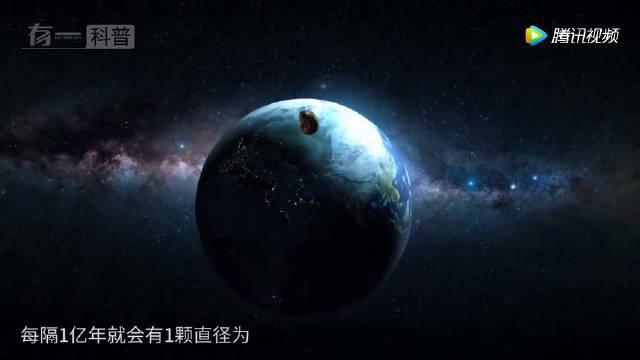 如果冥王星撞到地球,会发生什么?专家:地球或出现行星环!