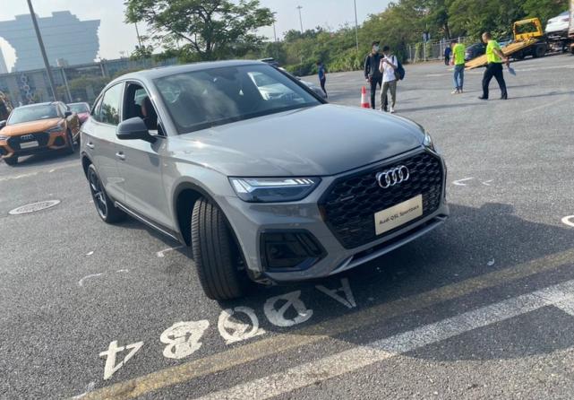 完善产品布局,剑指全新宝马X4,Q5L轿跑将于广州车展期间上市