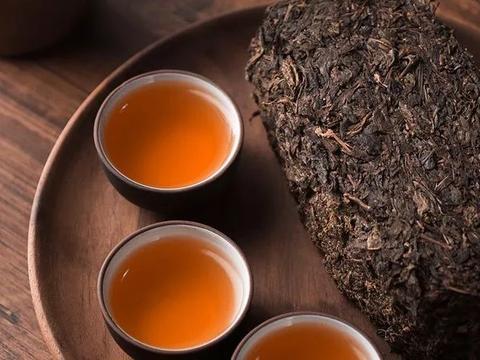 黑茶与其它茶类有什么不同?