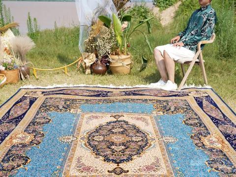 什么样的地毯才是真正的手工打结地毯?看完之后,你会明白