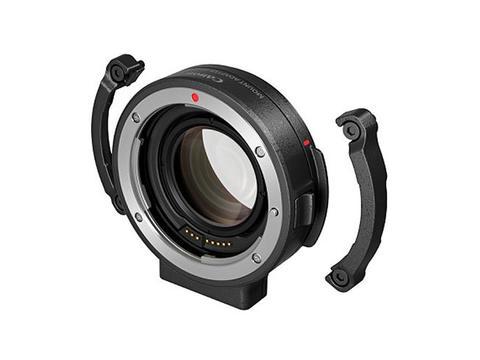 佳能推出EF-EOS R 0.71×转接环 电影机可使用EF镜头