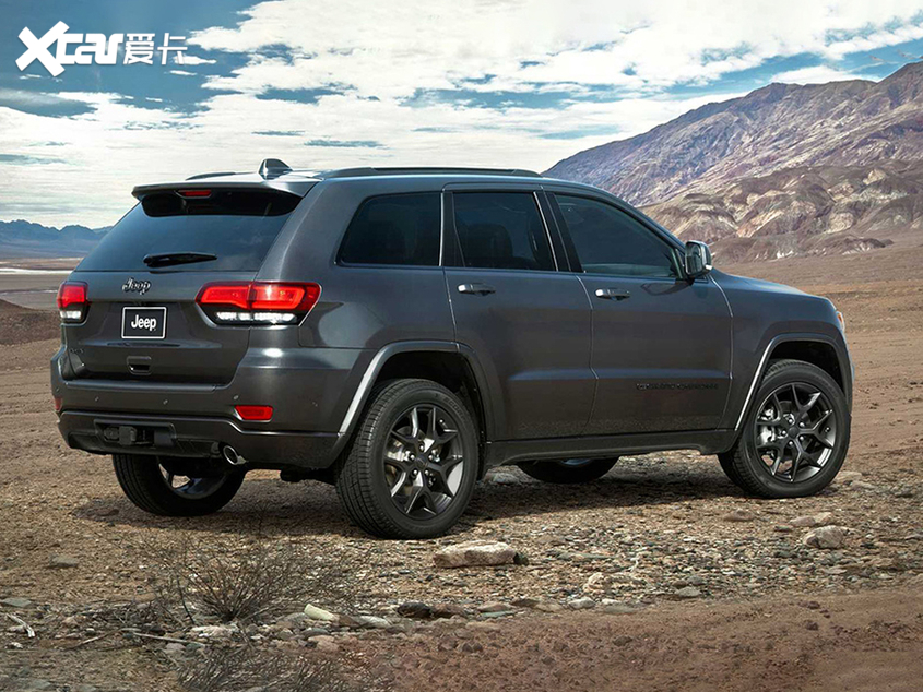 Jeep大切诺基纪念版消息 广州车展亮相