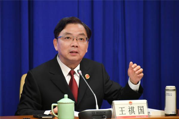 王祺国:那年,办理行政抗诉第一案图片