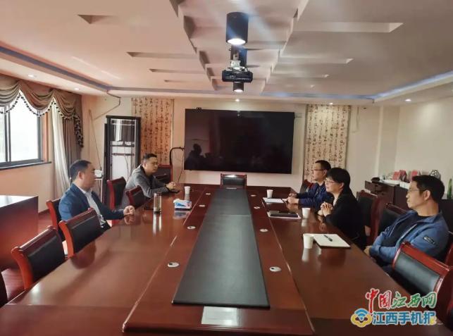 玉山县委常委、组织部长吴斌带队到双明镇开展农村党建工作调研