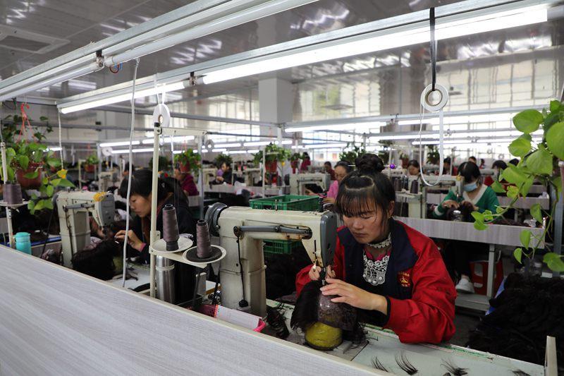 """信阳市浉河区:产业发展铺就""""脱贫路"""""""