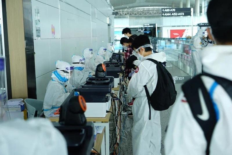 广州白云机场口岸查获今年首例输入性卵形疟(图)