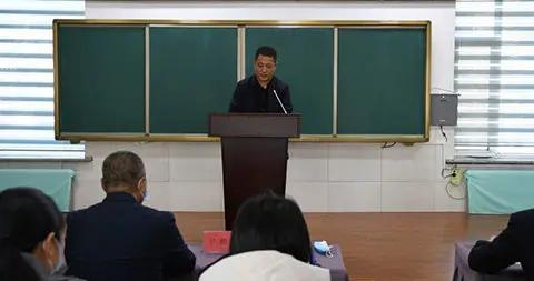 """桦甸市教育局开展集中整治教育""""三乱""""专项行动"""