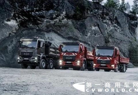 程王者重装上阵 曼恩全新一代工程车系列发布