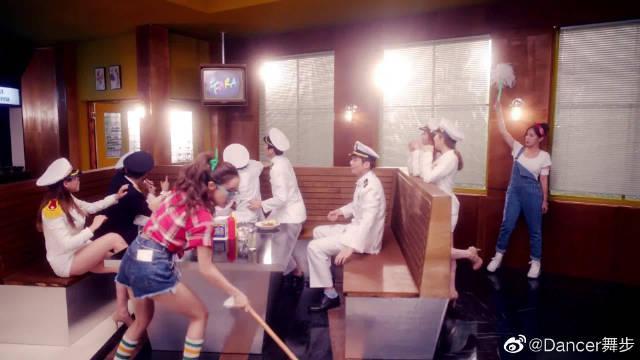 为爱疯狂!水手冠上线啦!T-ARA《So Crazy》MV,中韩双字