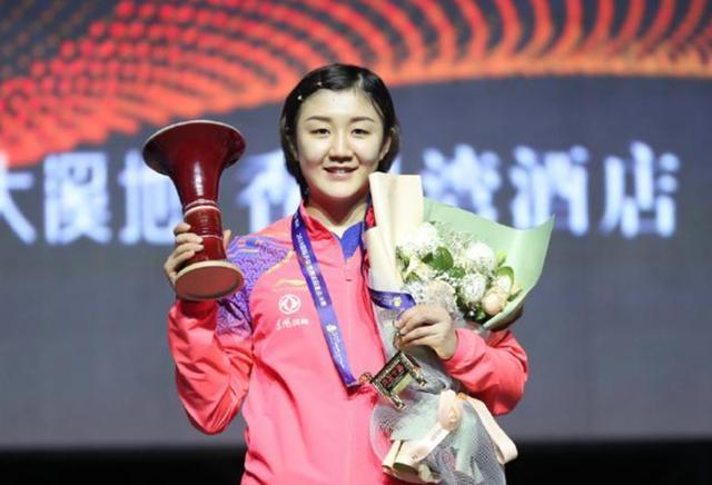 CCTV5直播乒聯總決賽,陳夢沖擊創紀錄4連冠,2將阻擊伊藤美誠
