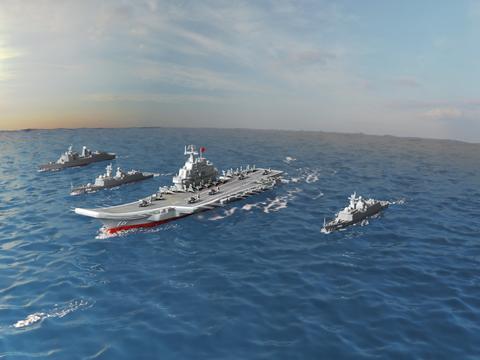 还来20艘,054A为何要造那么多?未来几年就有巨大需求