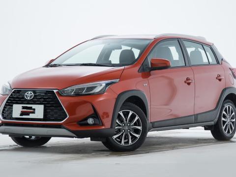 10万左右丰田车推荐:致炫领衔小型车,还有一款紧凑级轿车