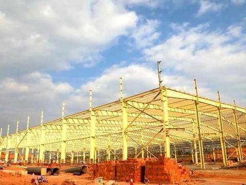 """广西容县生态板材家具产业园正迎来项目建设的""""收获季"""""""