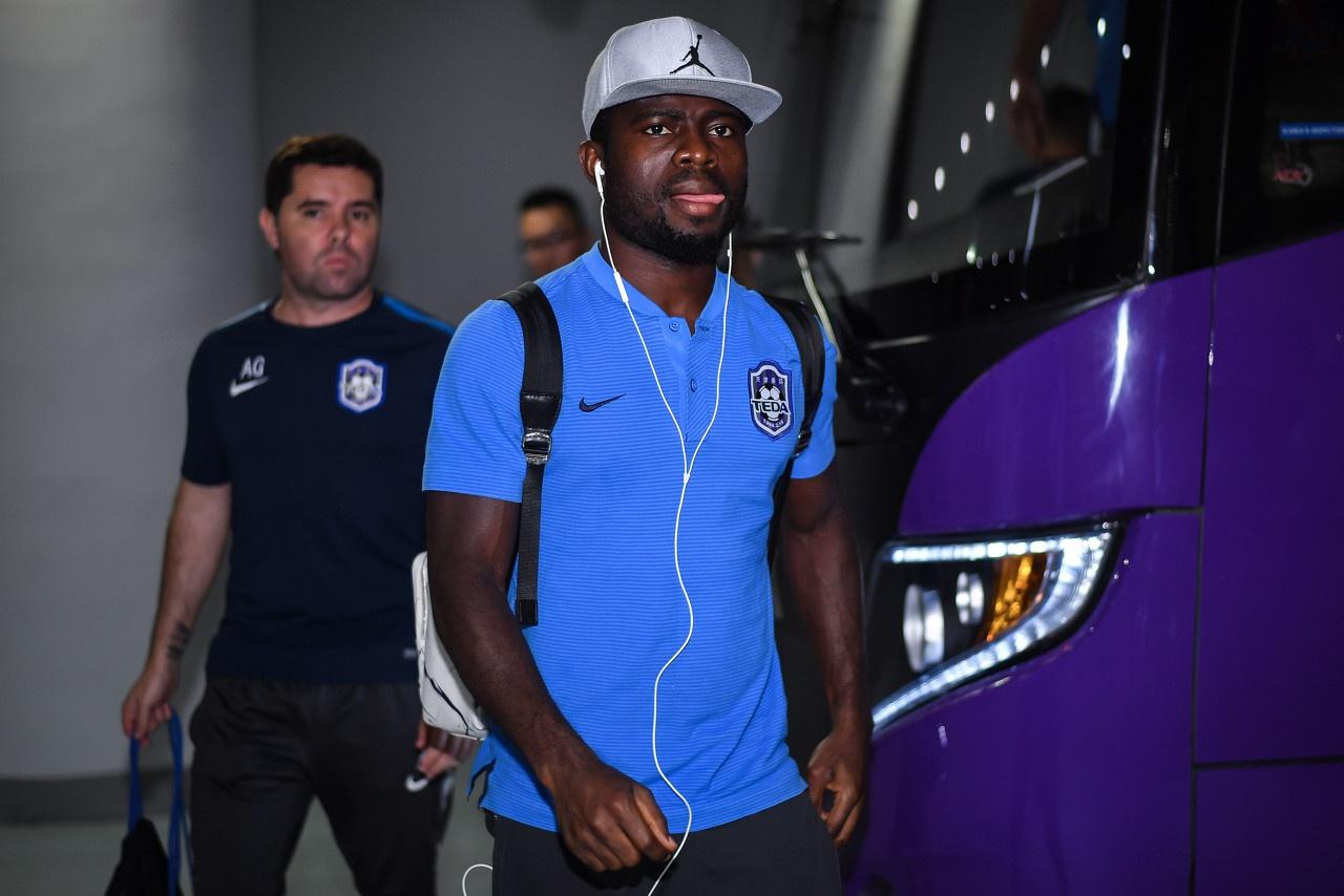 足球报:泰达在欠薪中完成保级,队长阿奇姆彭已被欠薪三个月