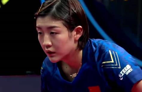 加藤美优用技术发难,陈梦受阻仍取胜进八强,马琳仰天长吁一口气
