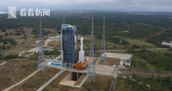 视频|嫦娥五号出征地:文昌发射场图片