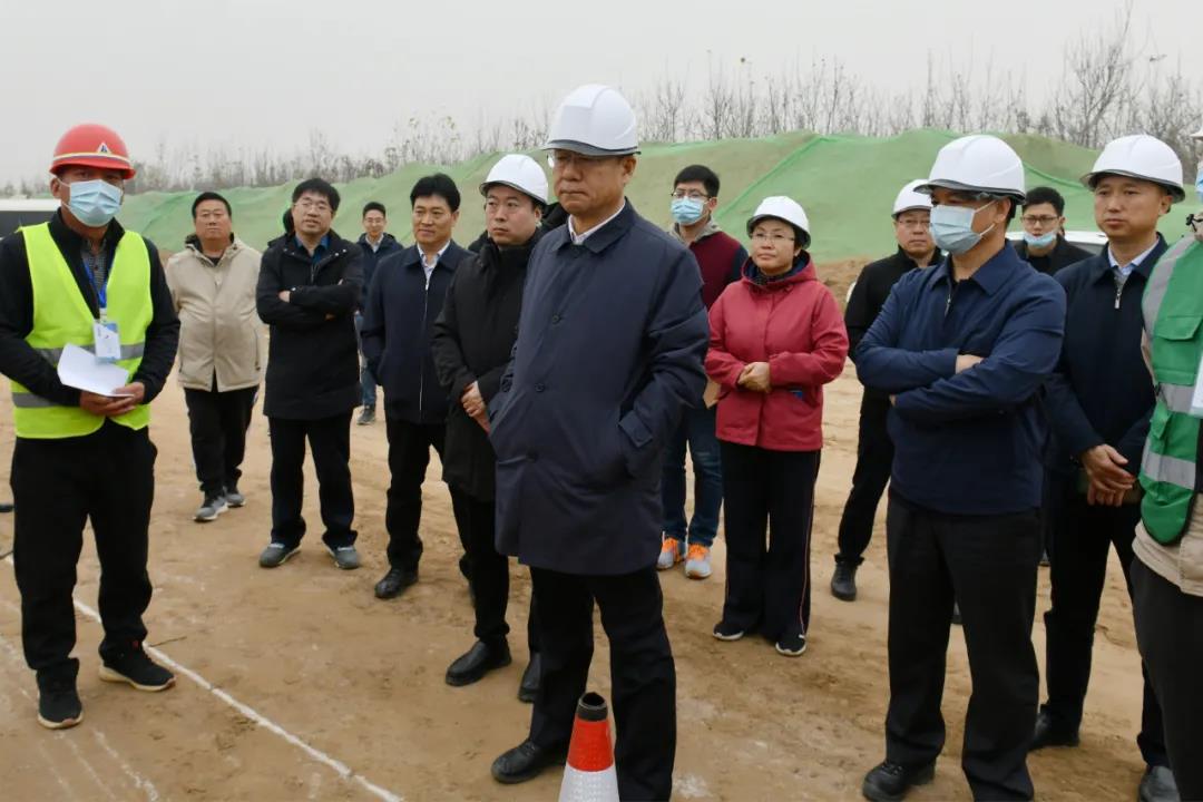 雄县县委书记牛颖建已同时任雄安集团党委常委、副总经理图片