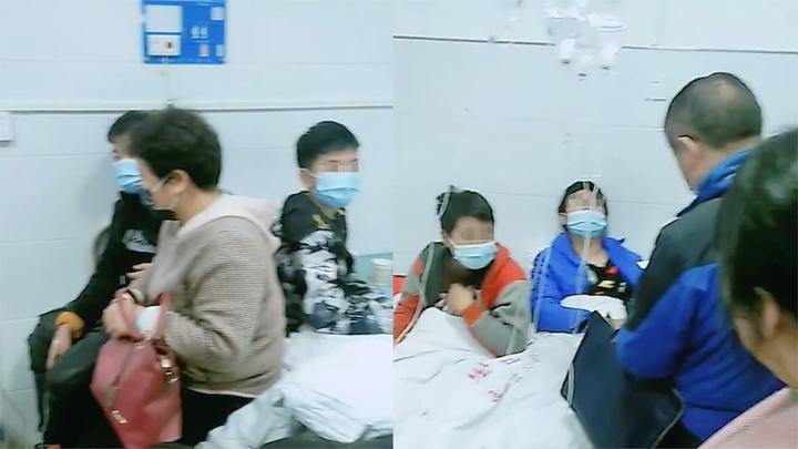 陕西一学校被曝多名学生食物中毒 官方:胃肠炎,部分学生留院观察
