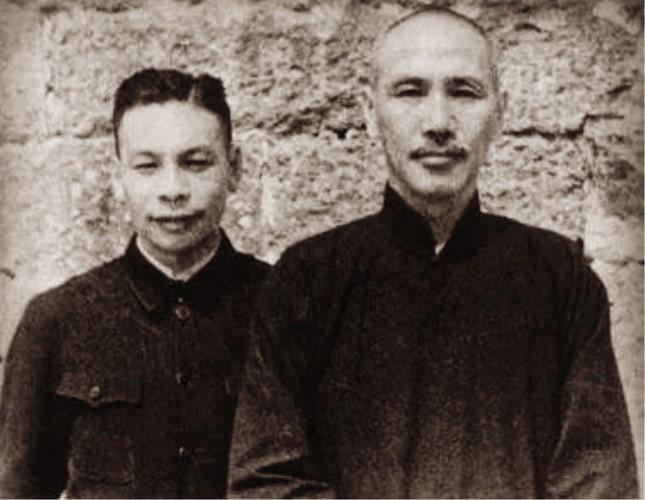 蒋介石两次拒绝交换蒋经国,甚至作了蒋经国在苏联被杀的心理准备