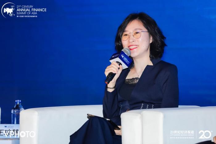 摩根资管中国区总裁王琼慧: 新一轮居民财富转移外资资管迎来机遇