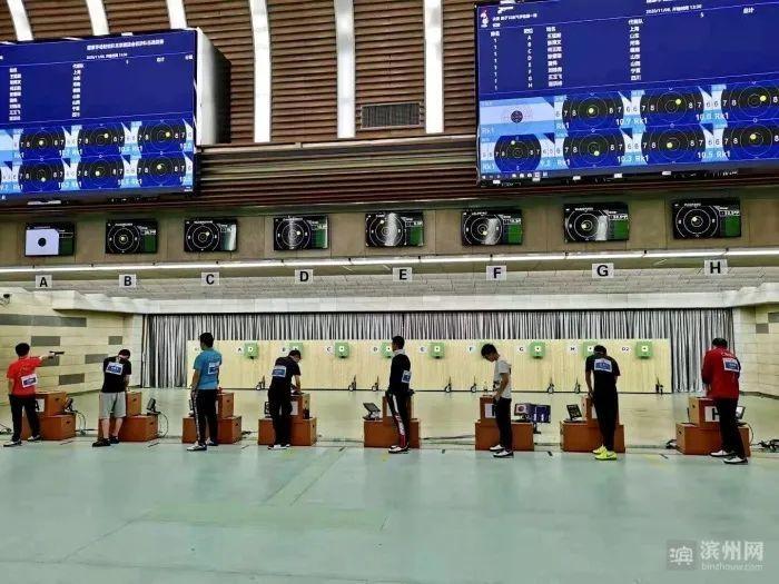 滨州籍射击运动员张博文入选东京奥运会初步队伍
