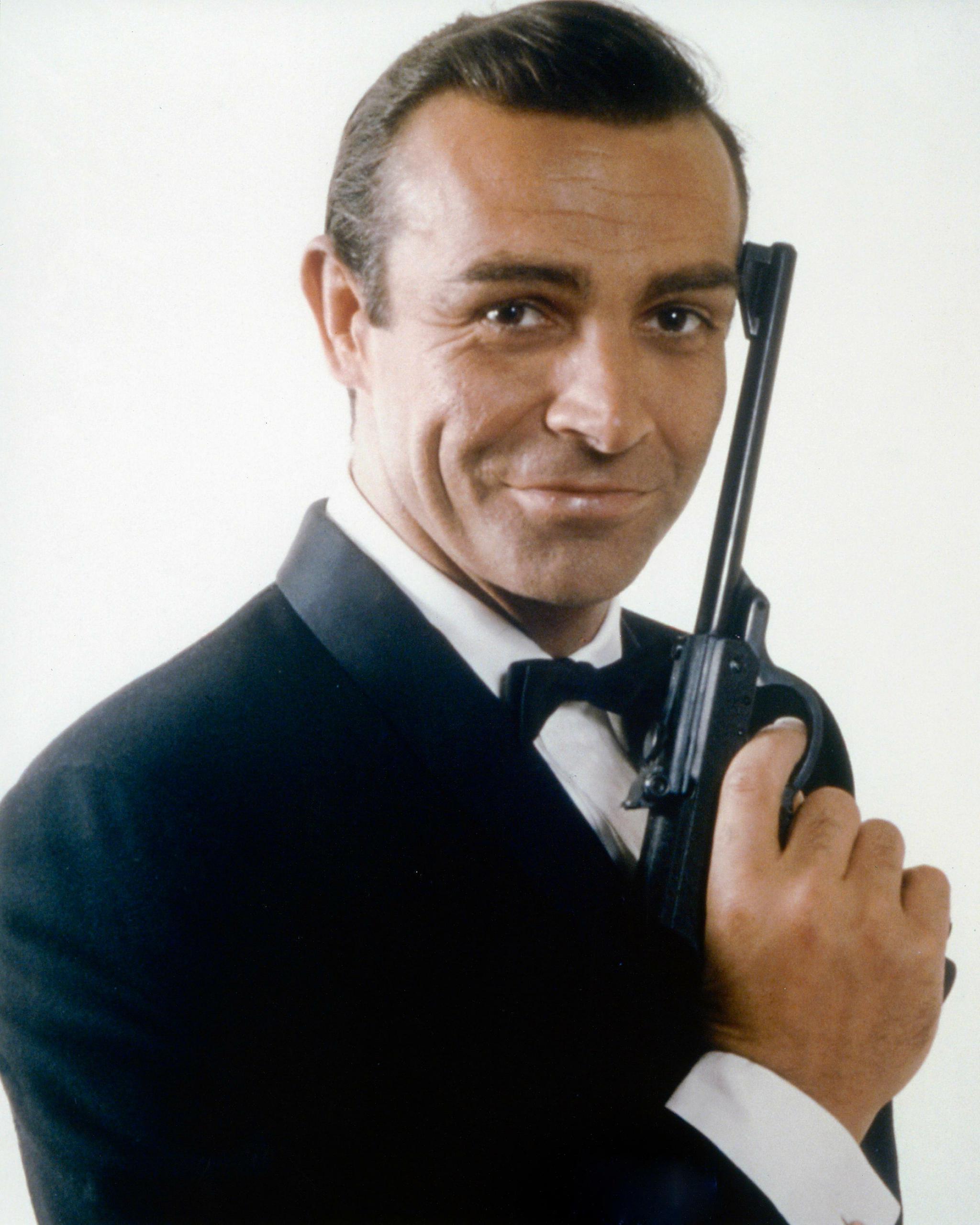 现任007发文悼念肖恩·康纳利:他定义了一个时代图片