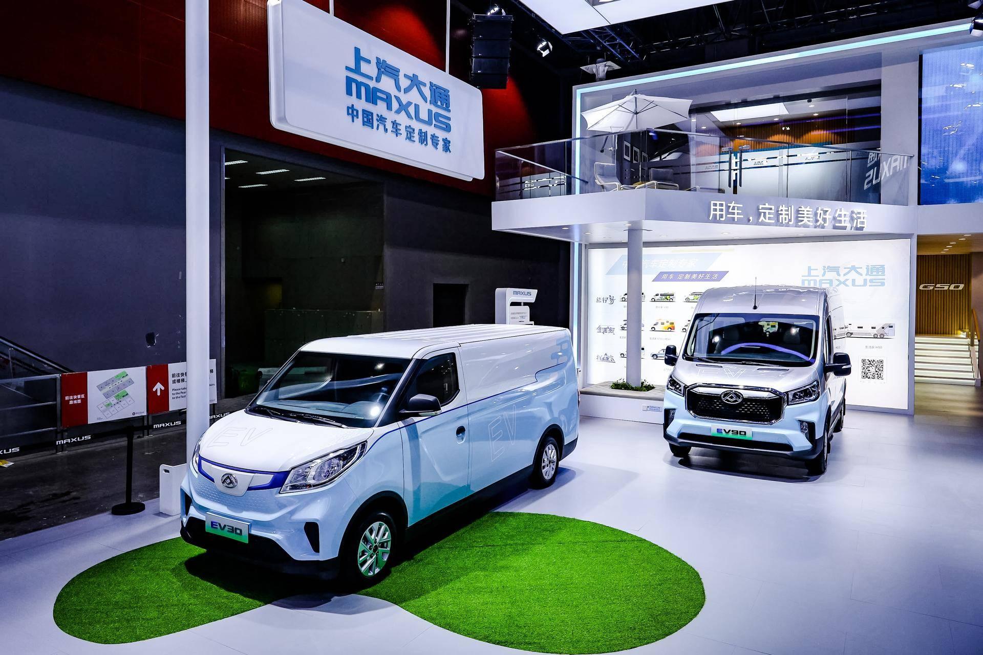 """谁说""""私家车""""才有新能源?看看商用轻客这些年是如何修炼升级的"""