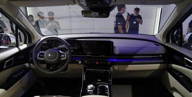 起亚第四代嘉华将于2020广州车展正式亮相