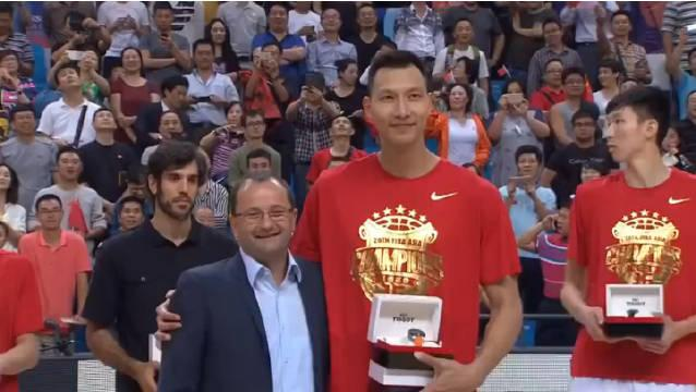 2015年长沙亚锦赛,中国男篮重返亚洲之巅…………