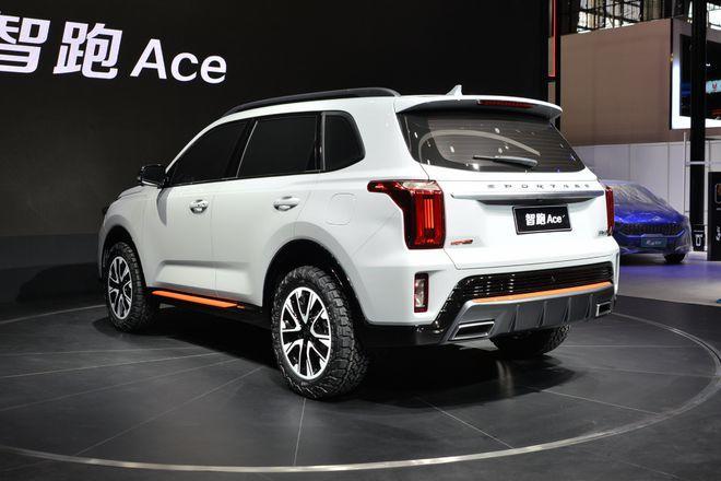 【韩系动向217】:起亚智跑Ace,城市SUV中的硬派?