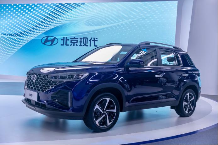 打仗亲兄弟 上阵父子兵 看北京现代与现代汽车广州车展的超强阵容