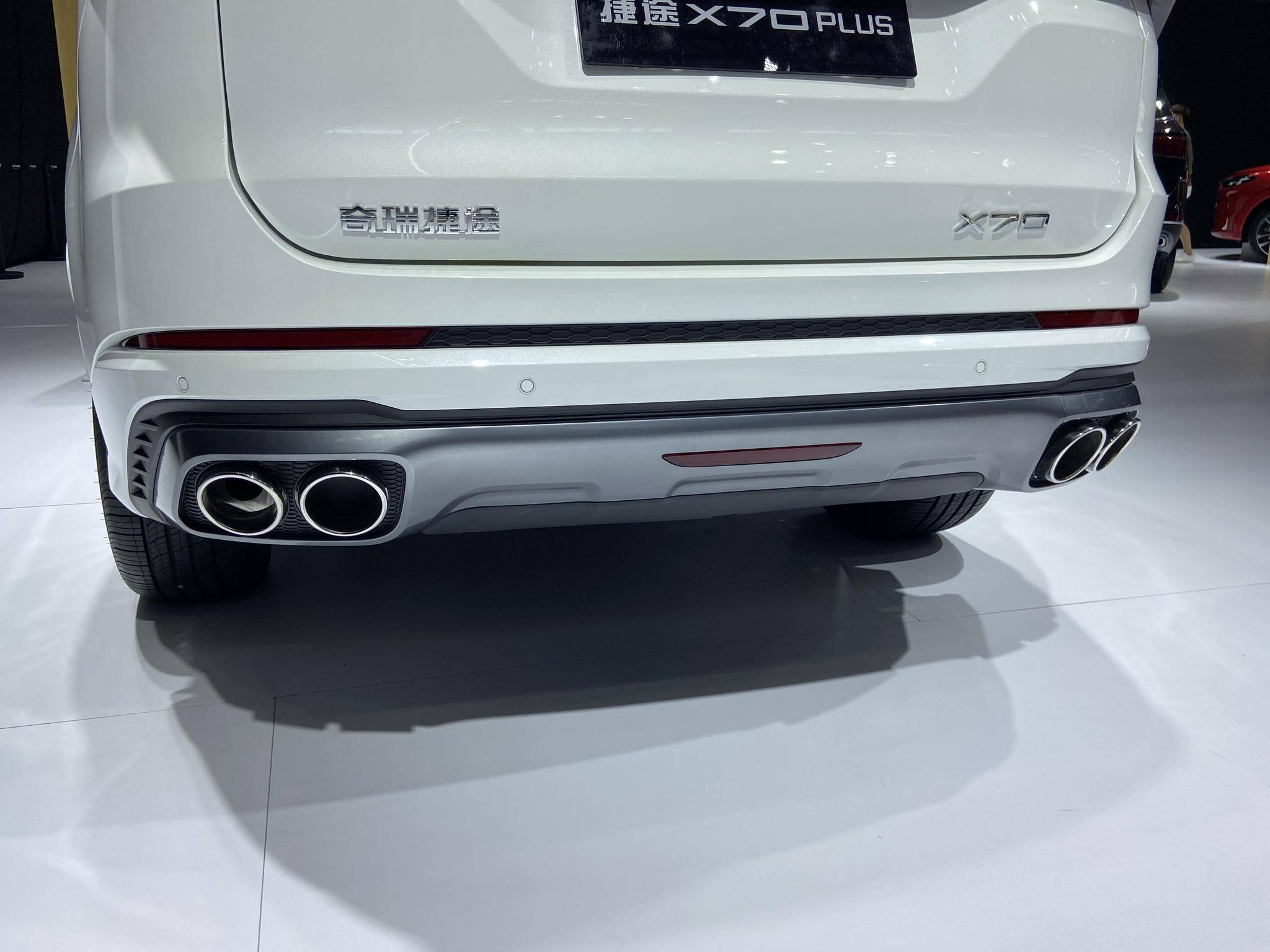 """深耕""""旅行+""""市场,捷途携X70 PLUS和全新一代X90亮相"""