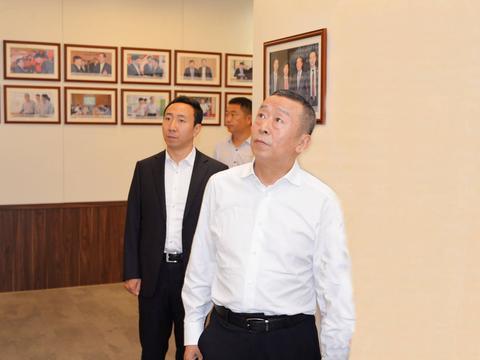 走出去 招大商:农安县委书记张知众率团赴浙江开展招商洽谈活动