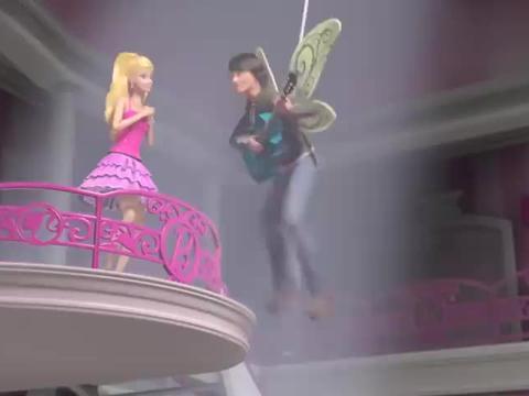 芭比:芭比起水痘了,这回可闹心了,都不是最美的了