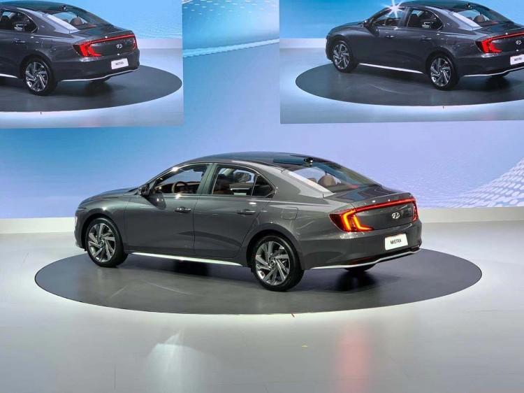 2020广州车展:北京现代名图正式发布