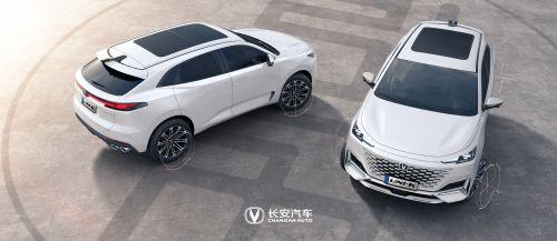 长安UNI-K广州车展首发亮相 价格或将突破18万
