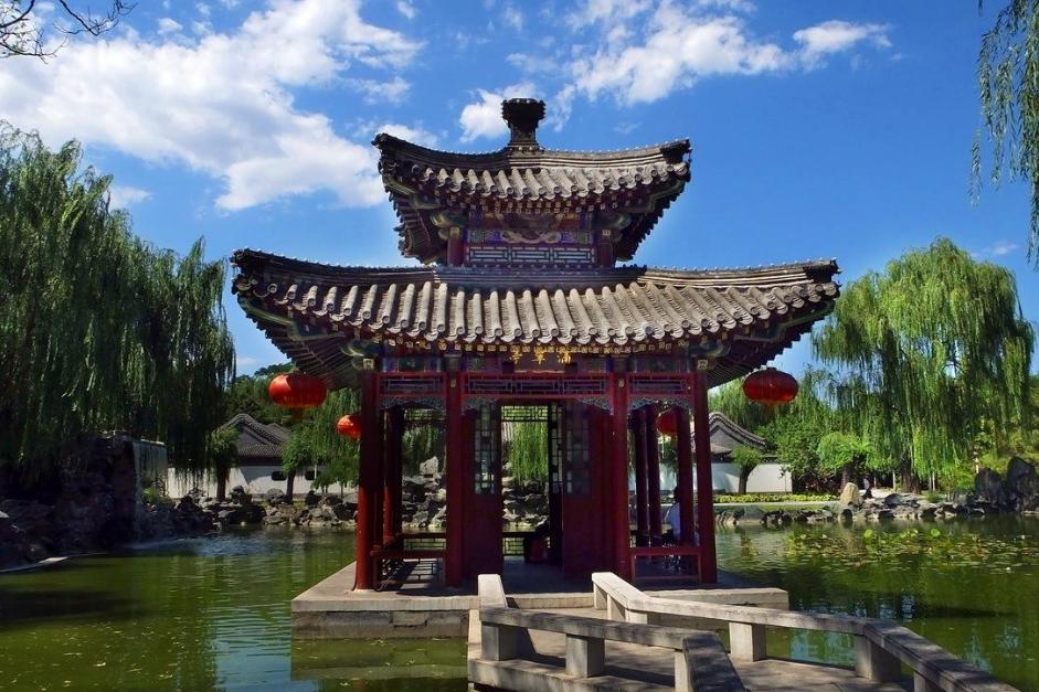 """北京一处""""假""""古园林走红,景美不输江南园林,门票40游客不绝"""
