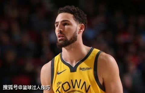 签约国产品牌的NBA球星组一队:勇士3大将上榜,安踏就占4席