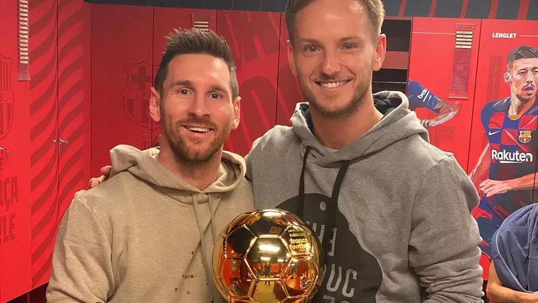 拉基蒂奇:2014年与巴塞罗那签约还不错