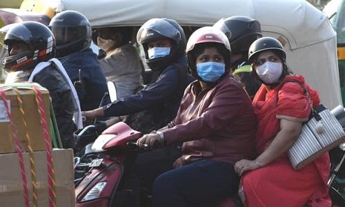 卫报:印度新冠病毒感染病例超900万 人数仅次于美国排名世界第二