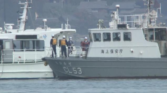 日本载52名小学生观光船沉没 事发时正修学旅行