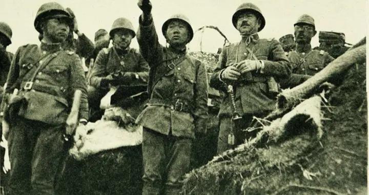 1940年日寇侵犯这个沿海县城,航母舰队掩护,派7个士兵登陆