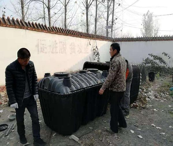 遂平县玉山镇:多措并举推进改厕工作