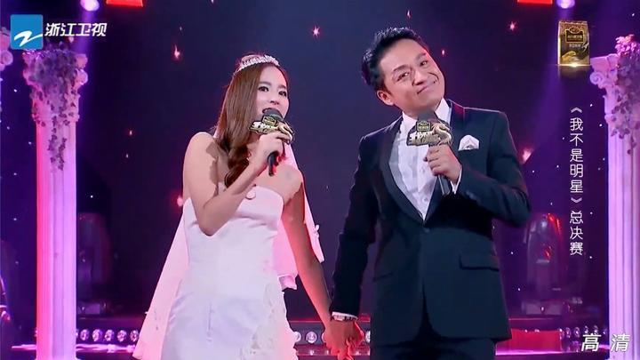我不是明星:马景涛吴佳尼携手共唱情歌,好幸福的一家四口