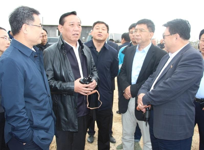 国家林草局副局长刘东生来我省调研松材线虫病防控工作