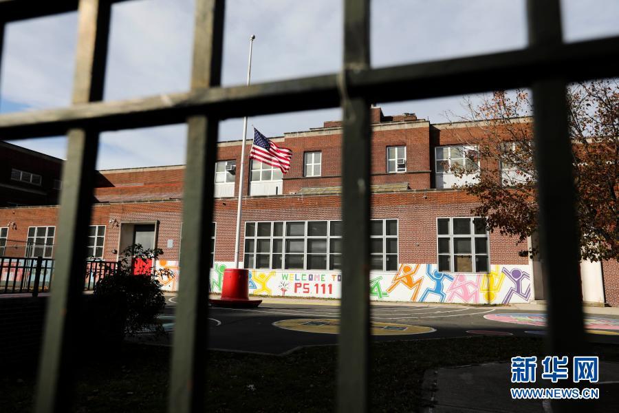 纽约市因疫情加重暂停公立学校线下授课